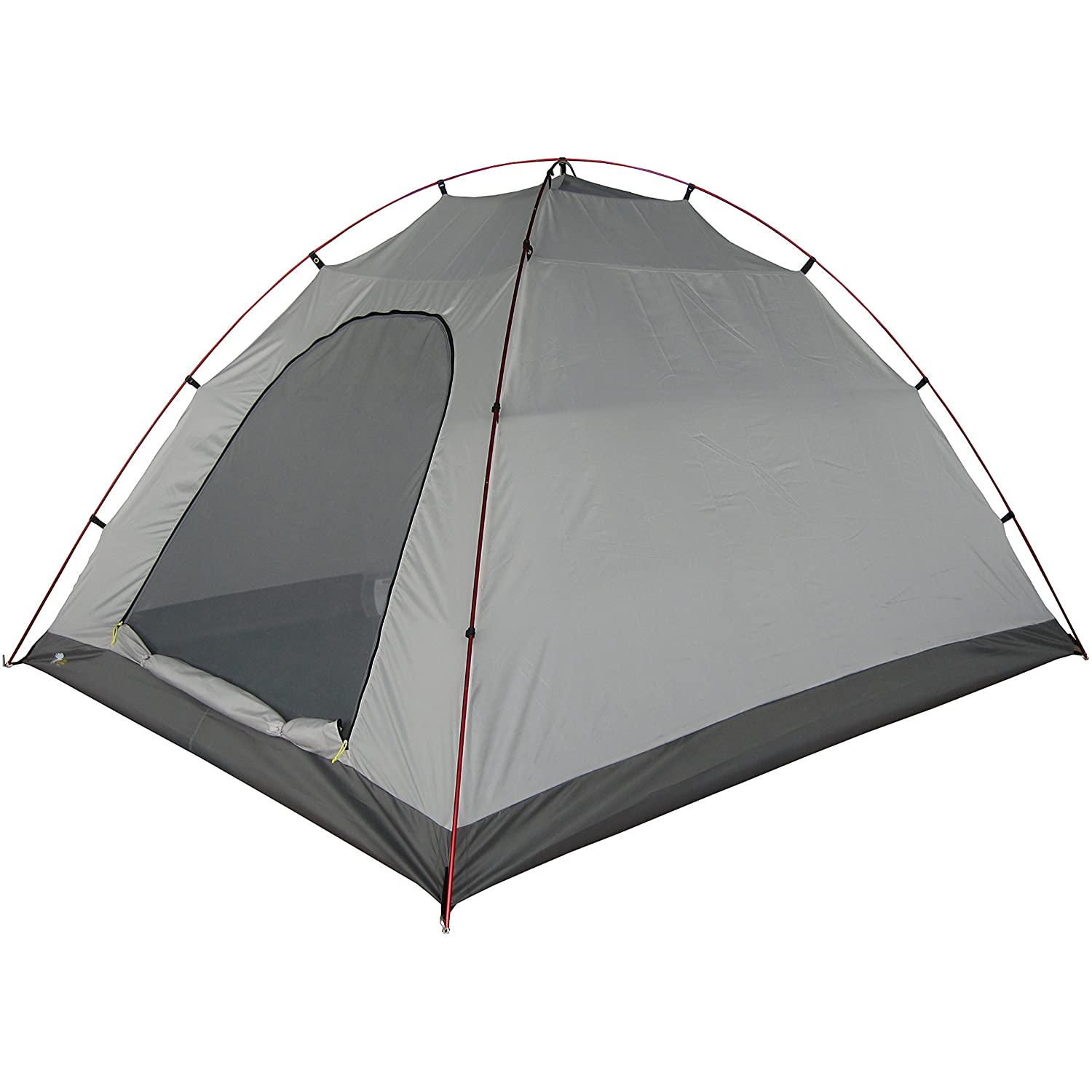 High Peak Outdoors Basecamp 4 Person 4-Season Expedition-Quality Backpacking Tent