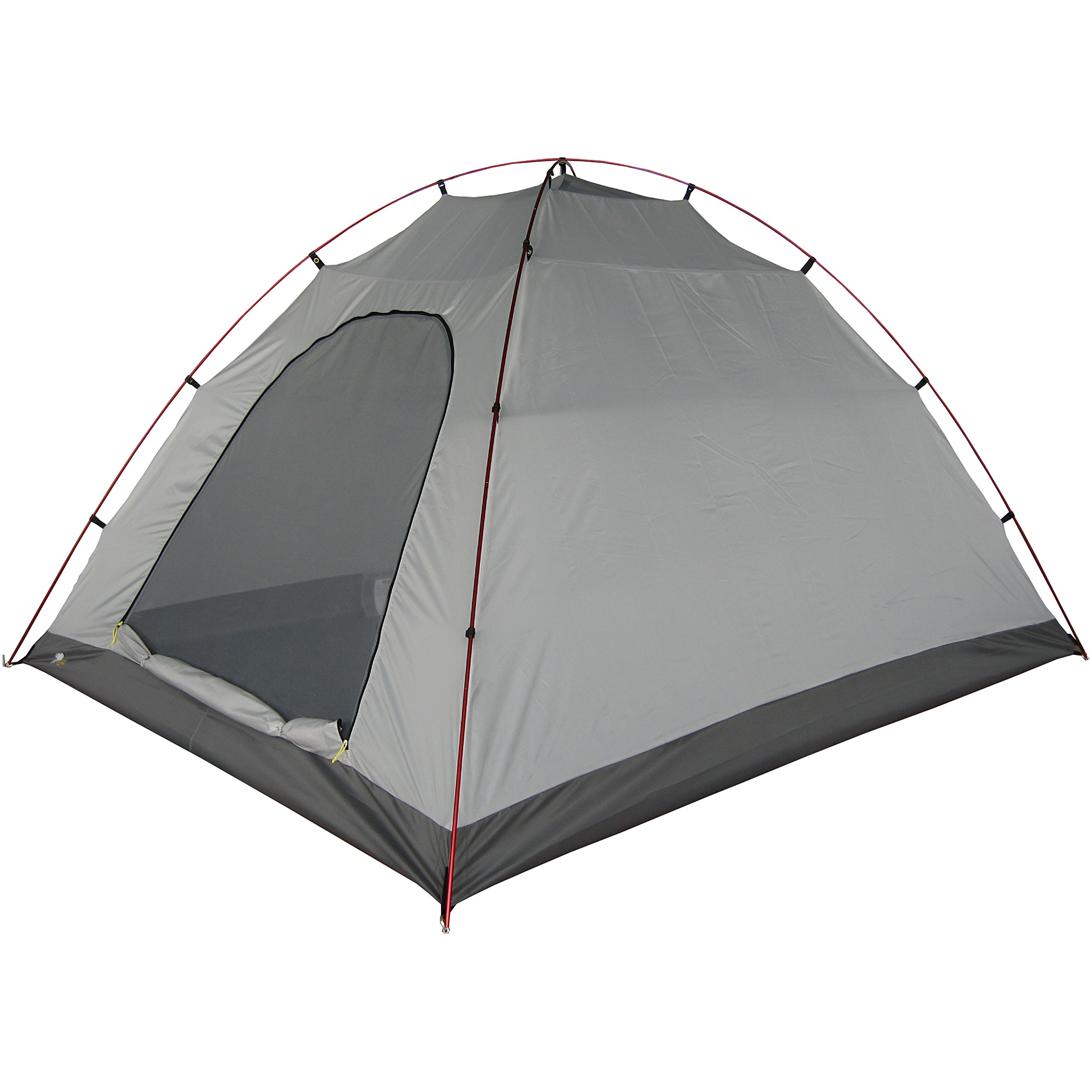 High Peak Outdoors BaseCamp 4 Person 4-Season Expedition-Quality Backpacking Tent by High Peak Outdoors (Image #2)