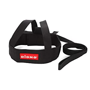 Diono Harness Sure Steps, Secure Child Safety Harness, Black