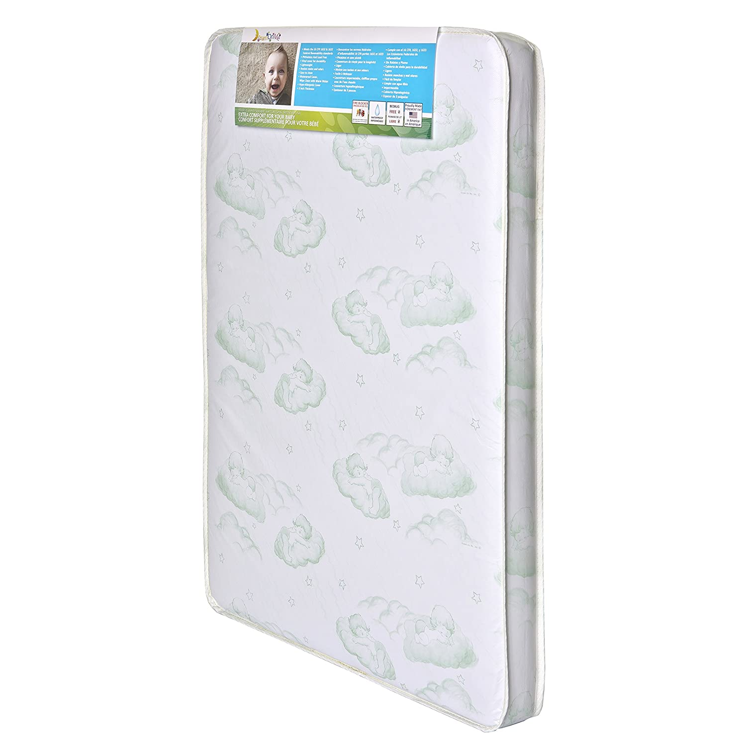 cribs the sheep earthmother earth ie crib natural lullaby mattress thelittlegreensheepnaturalcribmattress little green