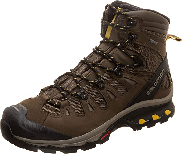 Salomon Mens Quest 4d 3 GTX Backpacking Boots