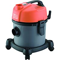 Toyomi VC 8215WD Wet & Dry HEPA Vacuum Cleaner, 1400W,Red