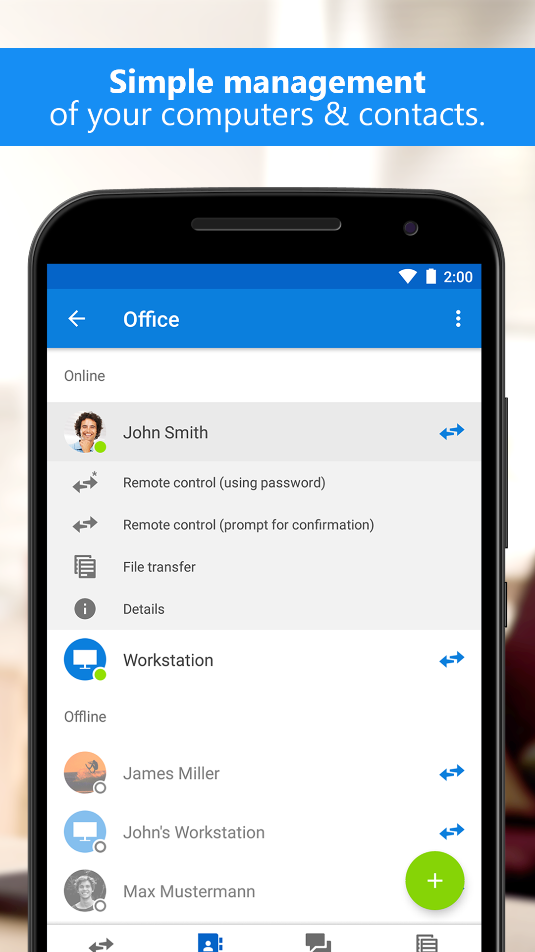 Teamviewer For Android Phones