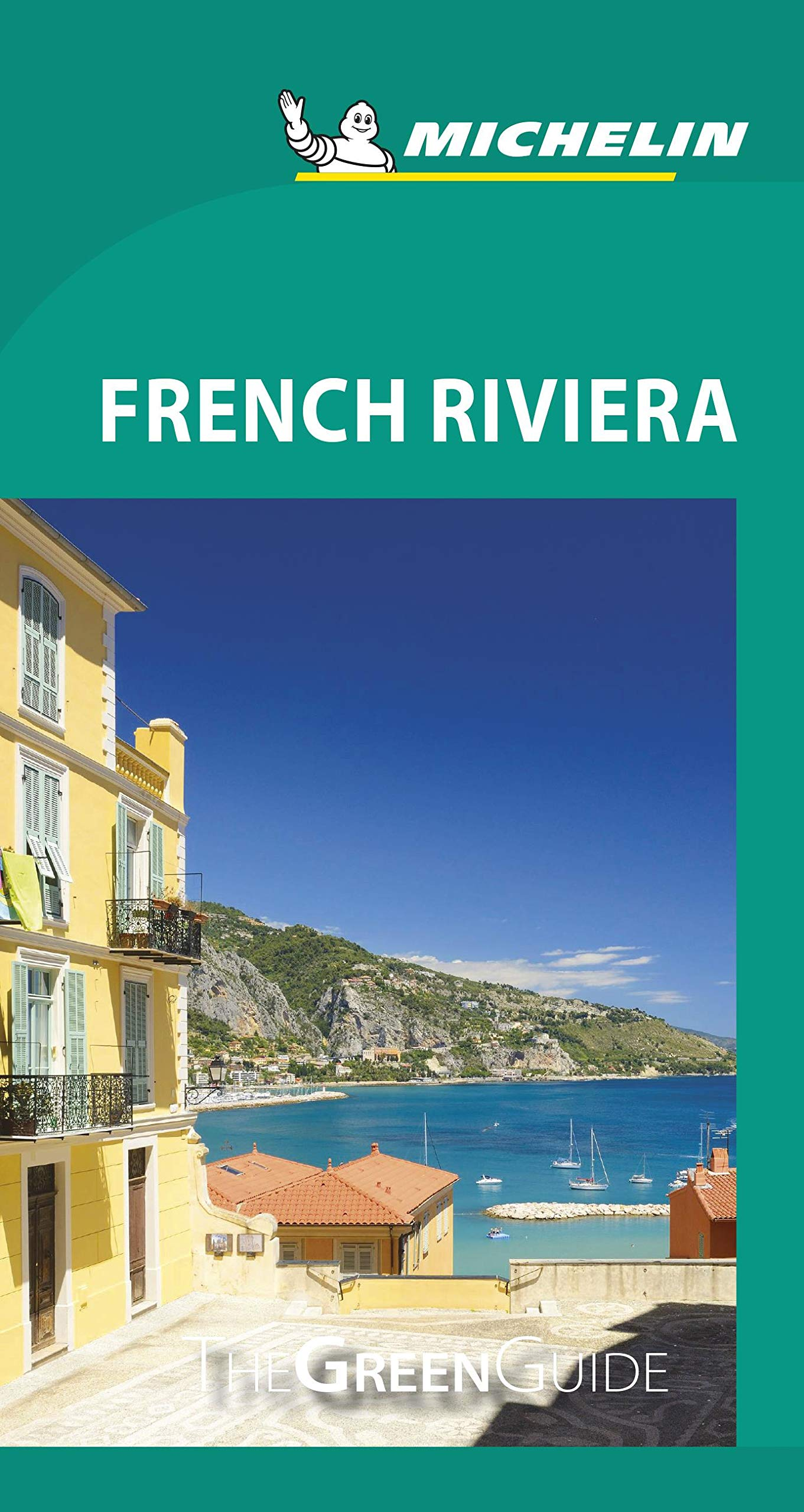 Michelin Green Guide French Riviera Travel Guide Green Guide Michelin Michelin 9782067206625 Amazon Com Books
