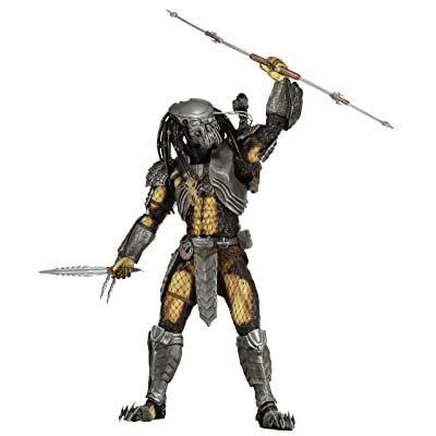 "NECA Predator 7"" Scale Action Figure Series 14 Celtic Action Figure: Toys & Games"