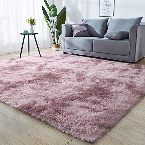 GKLUCKIN Shag Ultra Soft Area Rug