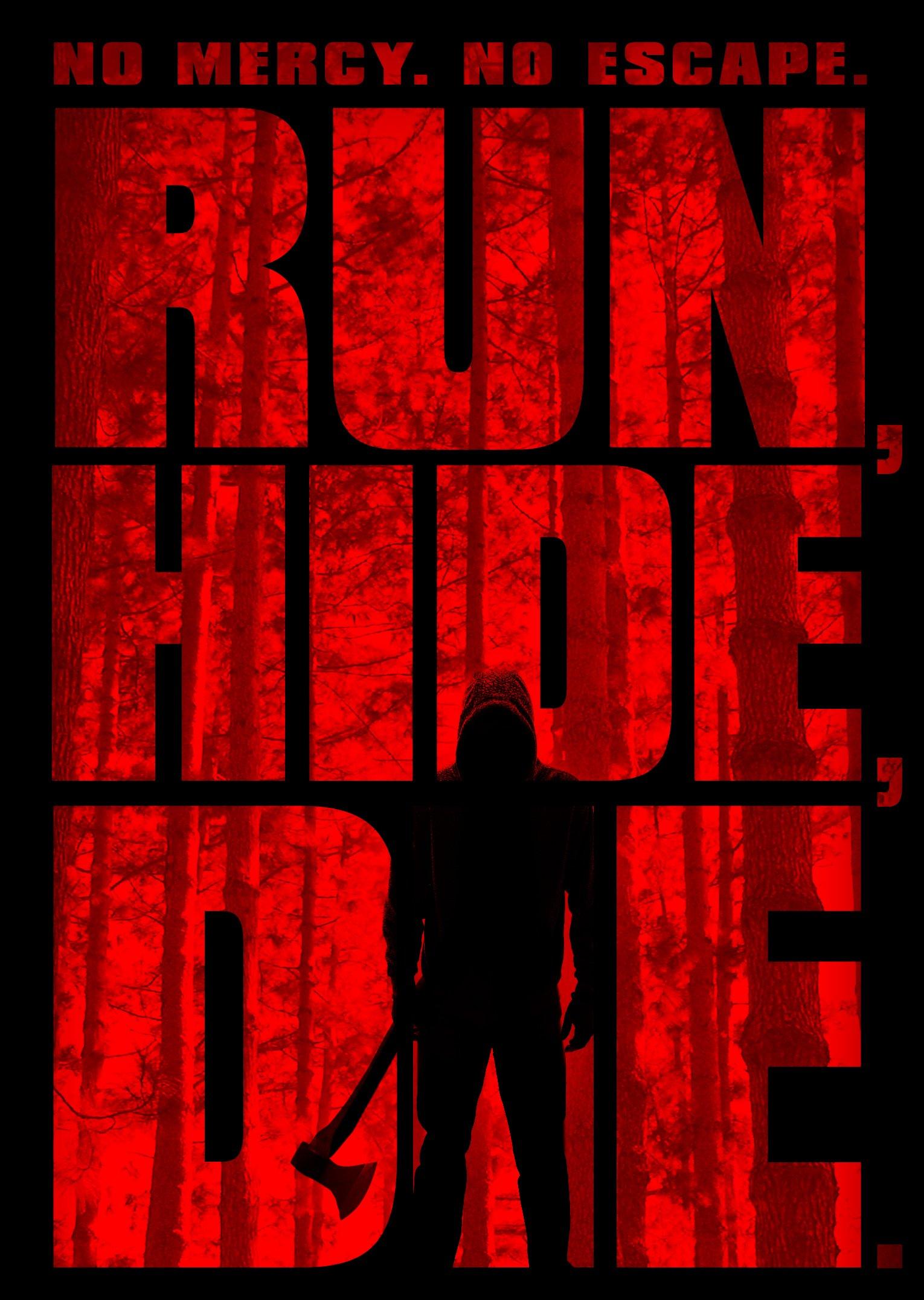 DVD : Run Hide Die (DVD)