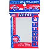 Perfect Barrier Mini Card Sleeves (100 sleeves), 60mm x 87mm