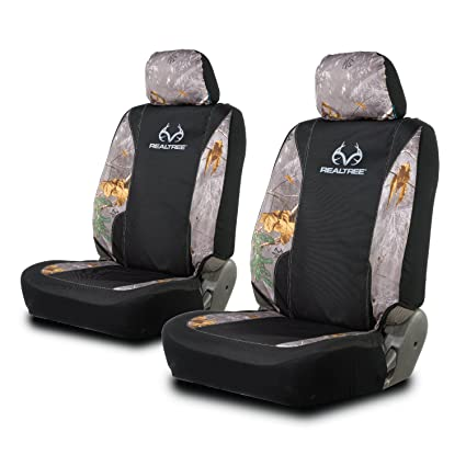 Swell Realtree Low Back Camo Seat Covers For Car And Truck Fits Most Low Back Seats Alphanode Cool Chair Designs And Ideas Alphanodeonline