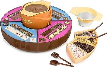 Nostalgia CBM8 Chocolate Candy Bar Maker