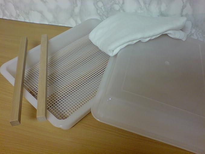 Reifebox für die Käseherstellung, gut durchdacht und günstig: Amazon ...