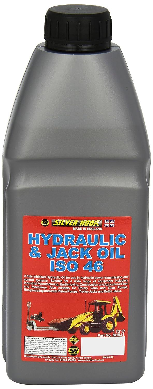 Silverhook SHRJ1 - Aceite hidráulico ISO 46, 1 l: Amazon.es: Coche ...