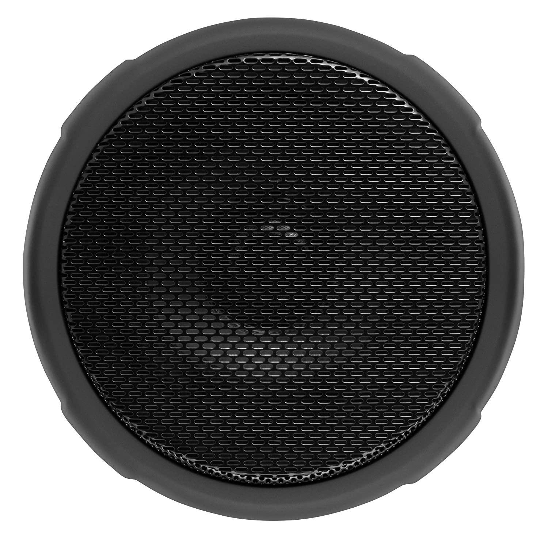 Volume Control Aux Input BOSS Audio MCBK425BA Motorcycle//ATV Sound System Weatherproof 3 Inch Speakers Bluetooth