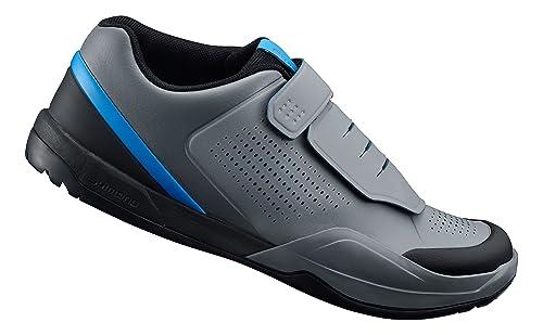 Shimano SH-AM9 - Zapatillas - Gris/Azul 2019: Amazon.es: Zapatos y complementos