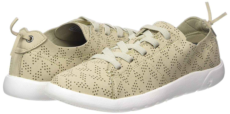 Bearpaw Summer, Zapatillas para Mujer, Beige (Linen 379), 38.5 EU