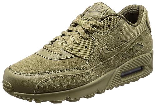 Air Max 90 Hommes Chaussures De Gymnastique Premium Nike j13N6