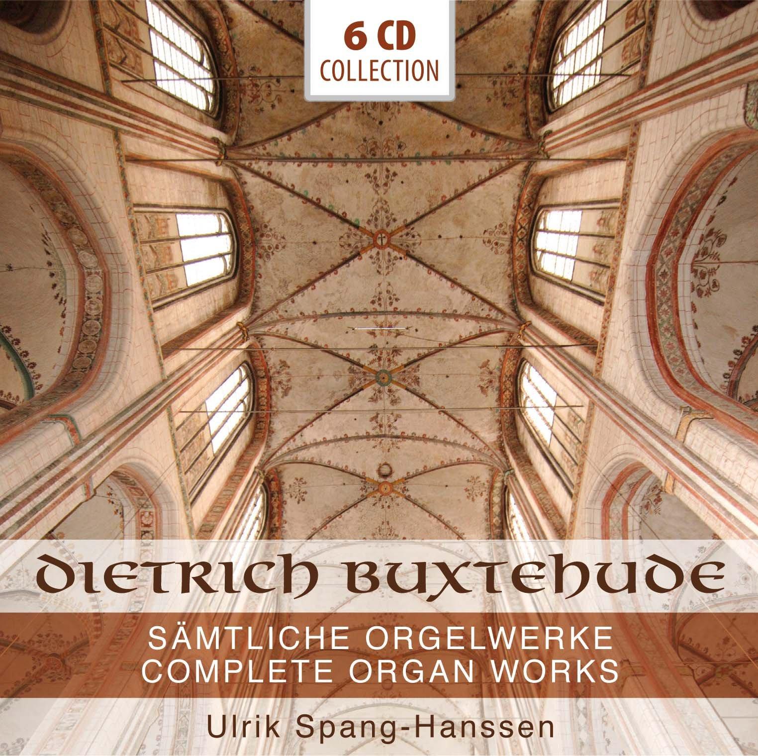 Dietrich Buxtehude - Complete Organ Works (Advent, Weihnachten, Fastenzeit, Passionszeit, Pfingsten) by Membrane
