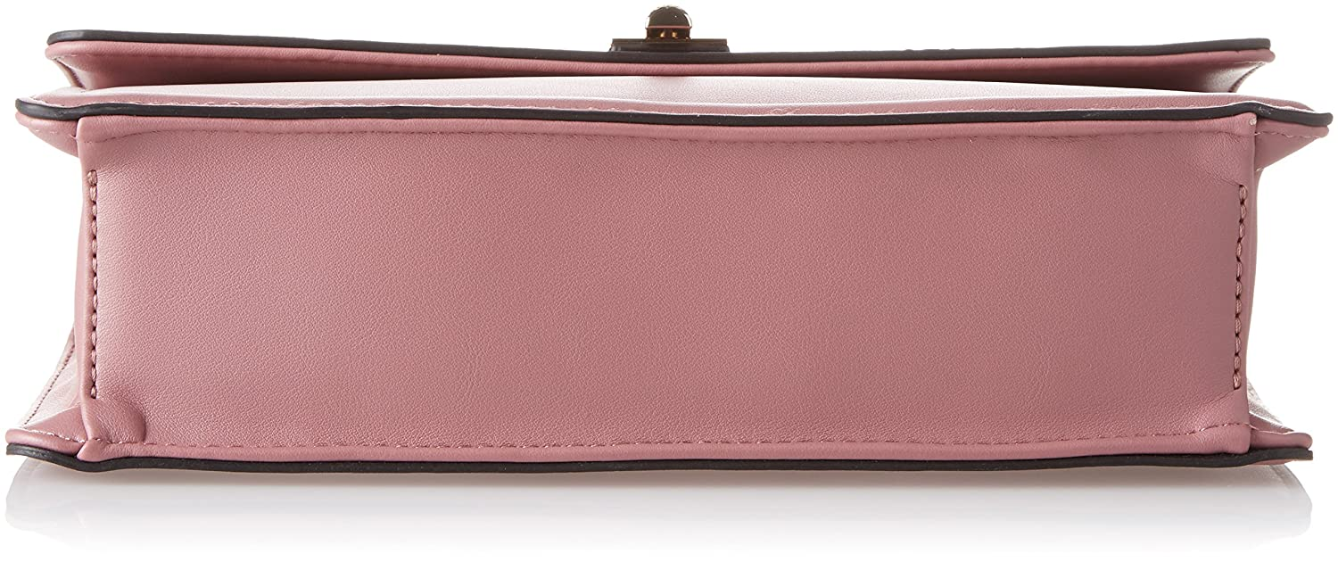 Holly Smooth, Womens Clutch, Pink (Old Pink), 26.5x16x9 cm (W x H L) Trussardi