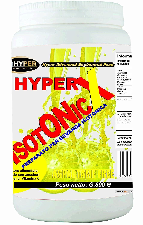 Isotonicx maltodextrina, sales minerales , magnesio , potasio , vitamina C Sabor naranja / pomelo Gr 800: Amazon.es: Deportes y aire libre