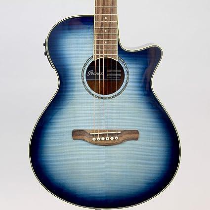 Ibanez AEG20II Guitarra acústica eléctrica: Amazon.es ...