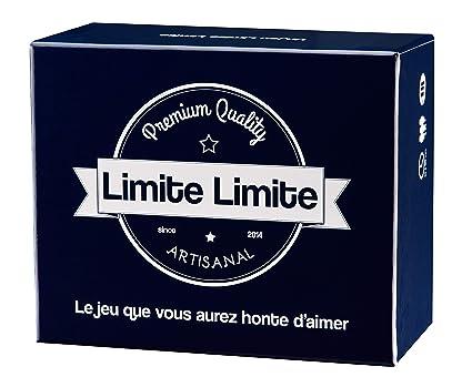 Amazon Limite Limite, le jeu que vous aurez honte d'aimer, Jeu Apéro Pour Adultes