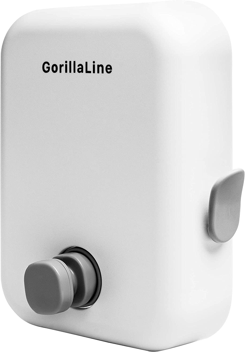 GorillaLine - Retractable Clothesline | Premium Heavy Duty Clothes Drying Laundry Line | Wall Mounted Stainless Steel Laundry Line | Retracting Hanging Clothing Drying Rack