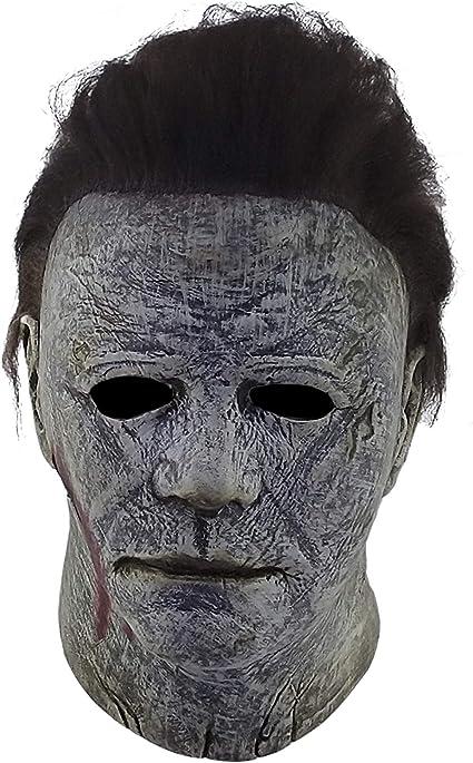 Halloween Rob Zombie Michael Myers Mask Vs Halloween 2020 Michael Myers Mask Amazon.com: Michael Myers Final Battle Mask Halloween (2018