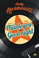 Thank You, Goodnight Paperback