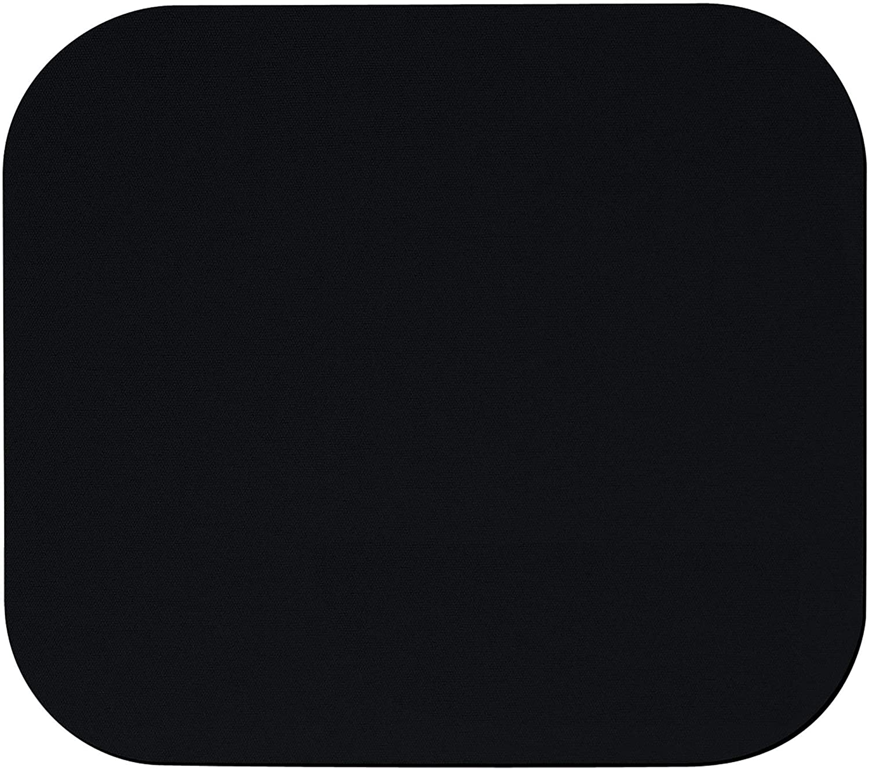 Fellowes 58024 Medium Mouse Pad (Black)