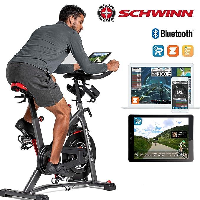 Schwinn IC8 - Bicicleta estática con Resistencia magnética, Color ...