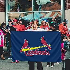 Voglawear St. Louis Cardinals Flag 3x5 Feet Garden Flag Outdoor Decoration Banner