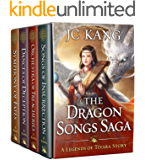 The Dragon Songs Saga Box Set: The Complete Epic Quartet (A Legends of Tivara Bundle Book 2)