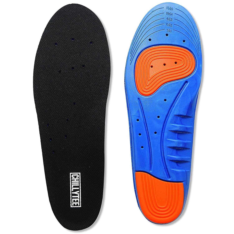Einlegesohlen Memory Funktion orthopadisch Schuheinlagen Fussbett PU Einlegsohlen