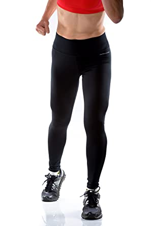 Amazon.com: High Waisted Women Workout Leggings| Elegant Stylish ...