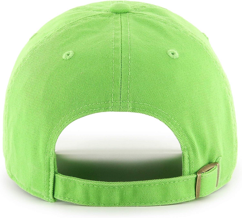 One Size Team Color OTS NFL Seattle Seahawks Mens Challenger Adjustable Hat