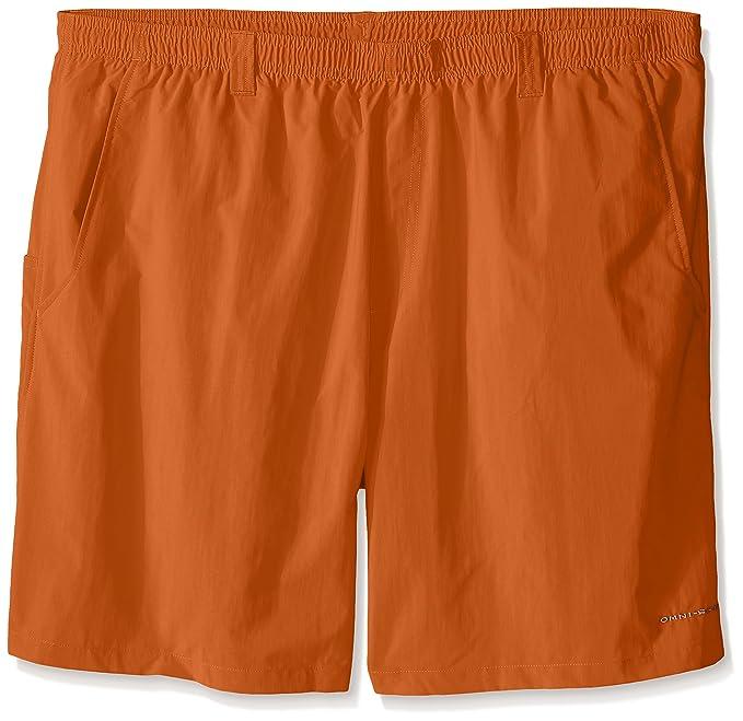 dff4fa62cbfb4 Columbia Men's PFG Backcast III Water Short - Big , Backcountry Orange, 4X  x 8