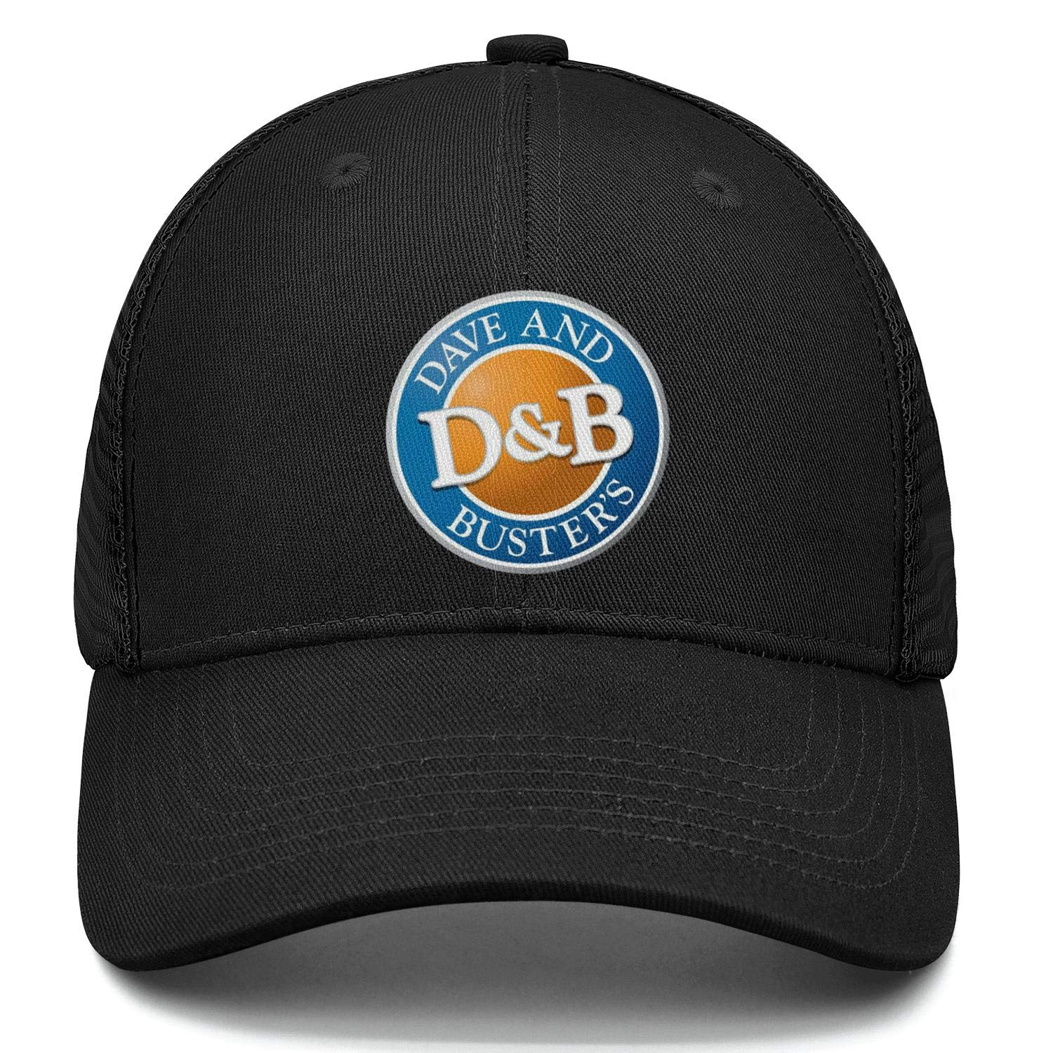 WintyHC Dave /& Busters-Logo Cowboy Hat Bucket Hat Adjustable Fits Skull Cap