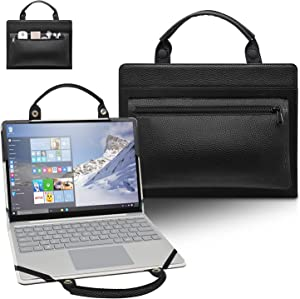LiuShan 2 in 1 Protective Case + Portable Bag for 14