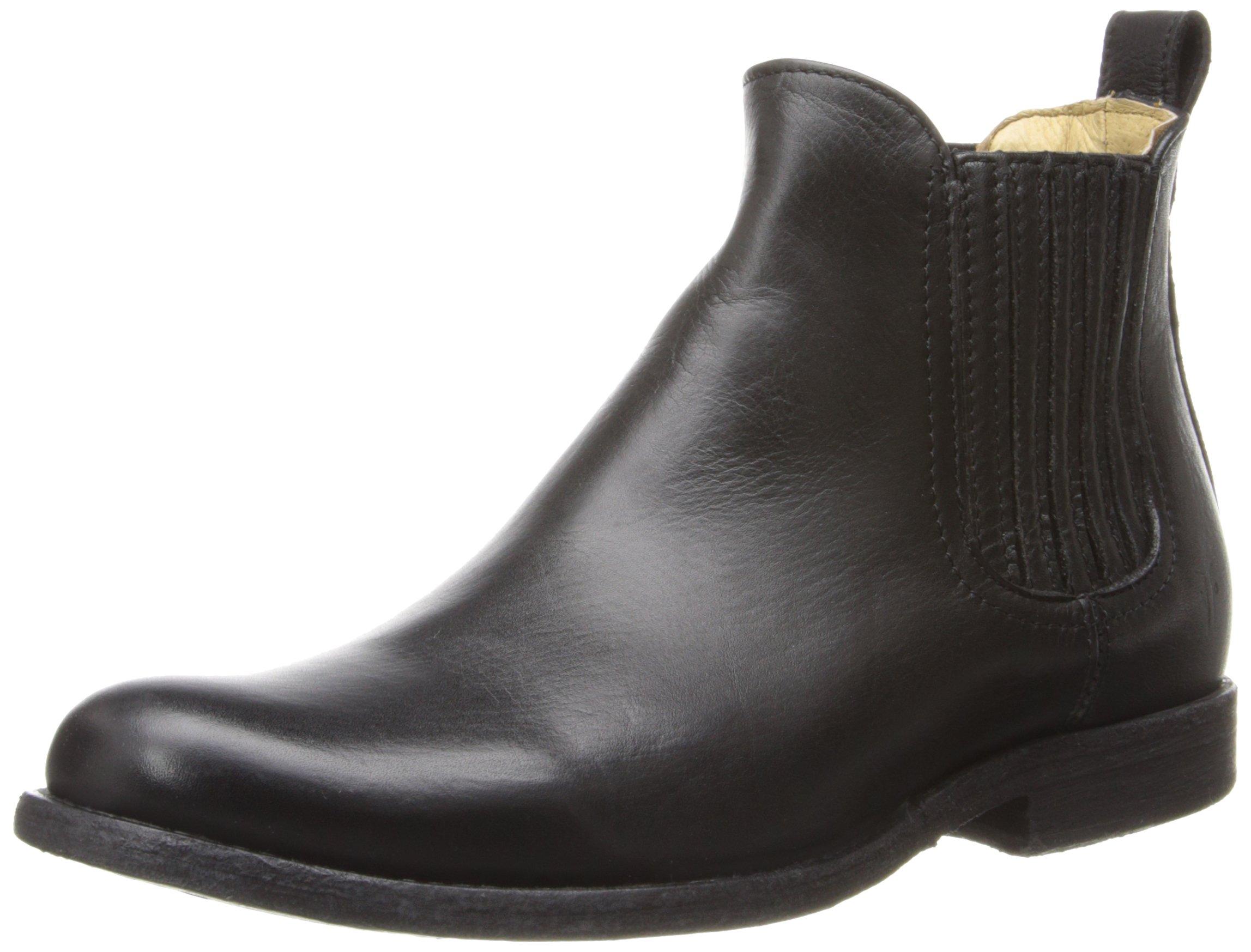 FRYE Women's Phillip Chelsea Boot, Black, 7 M US by FRYE