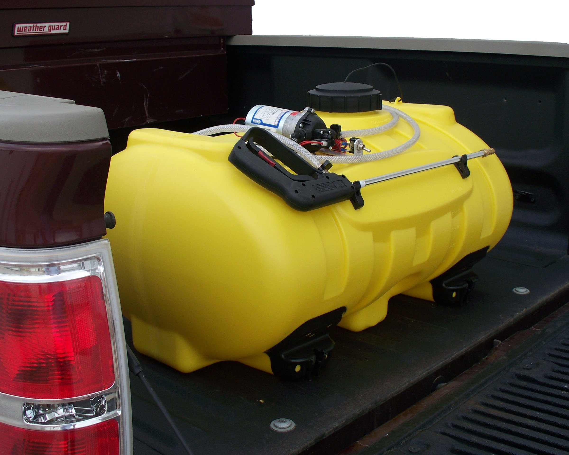 SuperSpot 40 Gallon Sprayer Unit - 1.8 GPM Tank, Pump & Handwand By Great Day SS4060