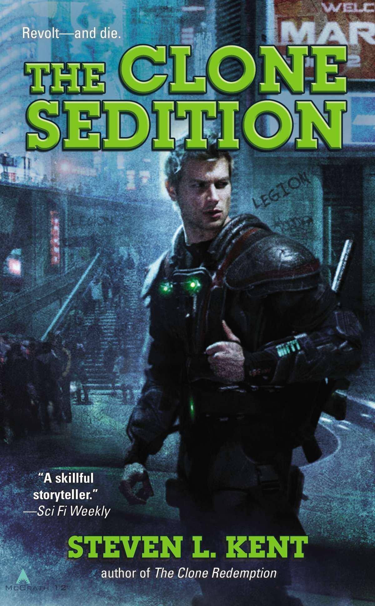 Download The Clone Sedition (A Clone Republic Novel) ebook