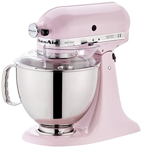 KitchenAid Artisan, Rosa, 220 - Batidora: Amazon.es: Hogar