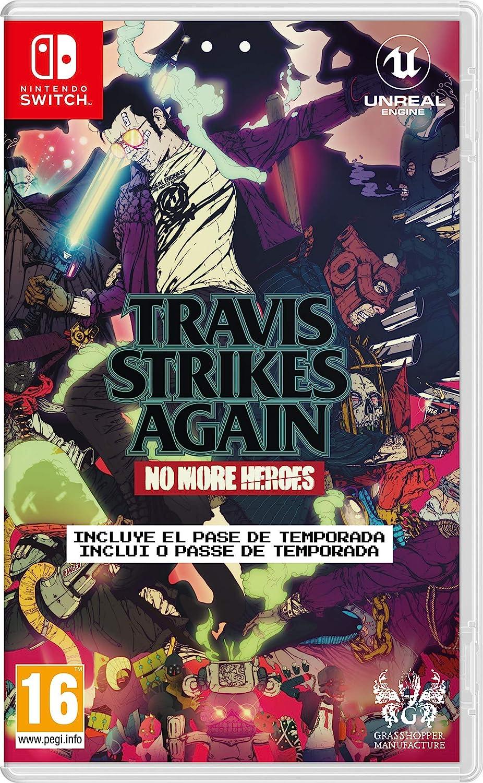 Travis Strikes Again: No More Heroes: Amazon.es: Videojuegos
