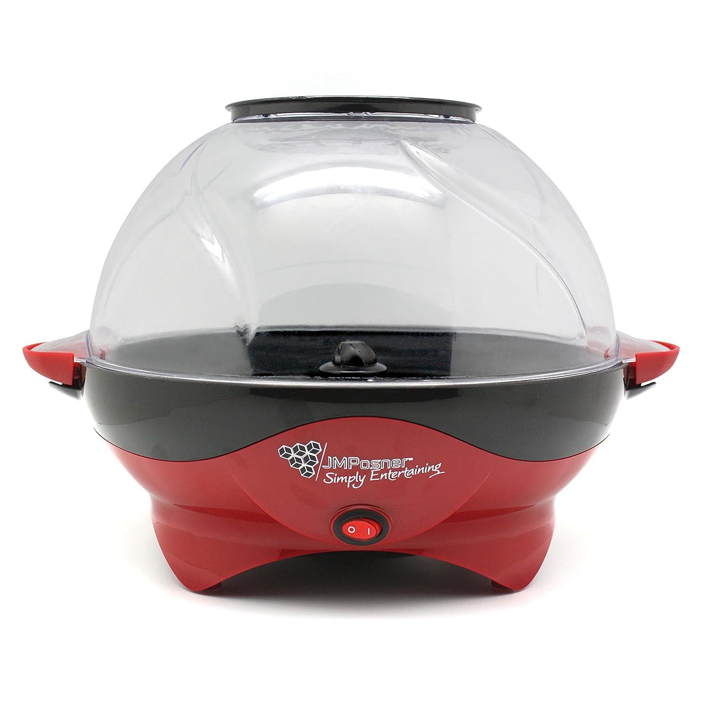 Máquina para hacer Palomitas de Maíz Halógena - Máquina de Palomitas de Maíz para el Hogar de JM Posner: Amazon.es: Hogar