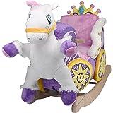 Rockabye Princess Carriage Rocker