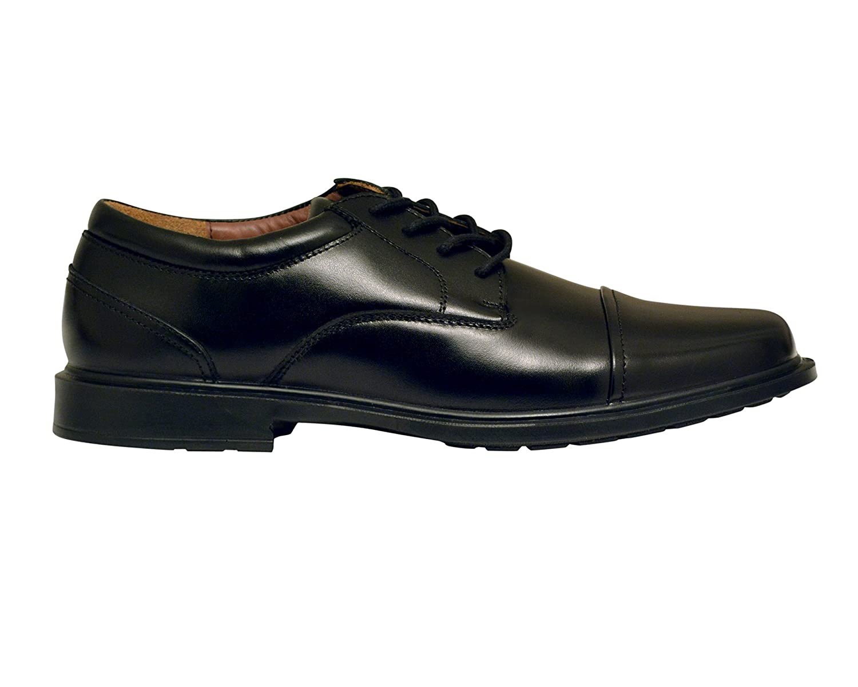 Black Dress Shoes for Men Wizfort Mens Dress Shoes Lace up Shoes Oxford Shoes
