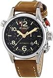 Ingersoll - IN3218BK - Montre Homme - Automatique - Chronographe - Bracelet Cuir Marron