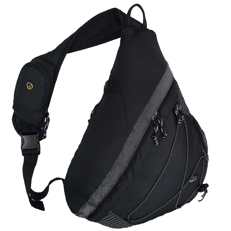 """70ac4216b3 Amazon.com  20"""" HBAG Sling Backpack Single Strap Shoulder Bag"""