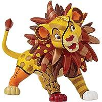 Disney by Britto The Lion King Simba Mini Stone Resin Figurine