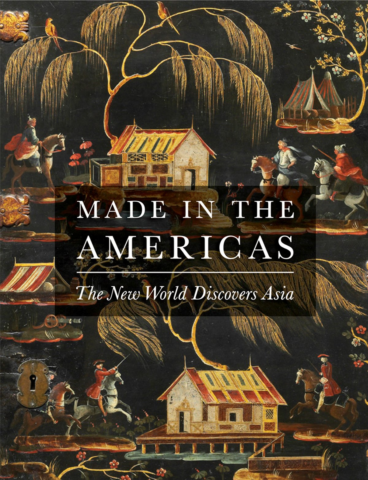 Read Online Made in the Americas: The New World Discovers Asia pdf